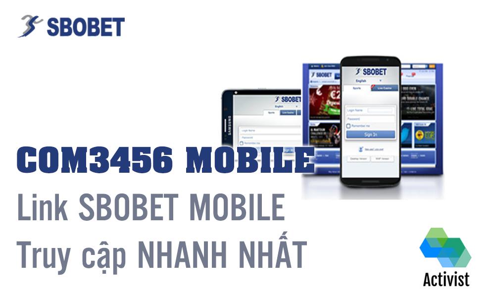 Link Com3456 mobile Mới nhất không bị chặn