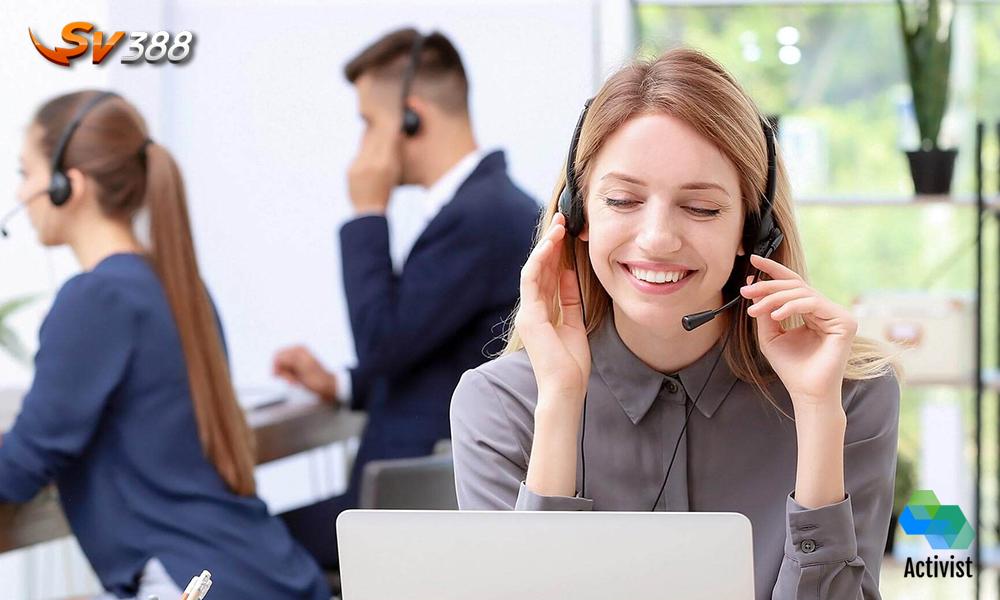 Thông tin liên hệ SV388 gọi hotline