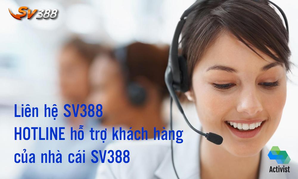 Thông tin liên hệ SV388